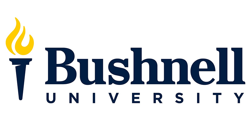 Bushnell University Logo (previously NCU)